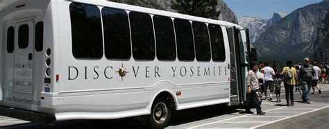 Discover Yosemite Tours National Park