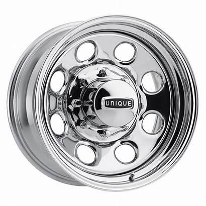 Unique Chrome Wheels Tire Truck Wheel Modular