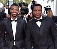 Celebrity Kids: Chris Tucker and Son Destin at Cannes Film ...