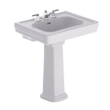 toto lpt530 promenade 174 traditional styling pedestal