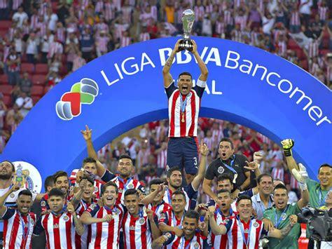 Chivas, campeón del Clausura 2017 - Estadio Deportes