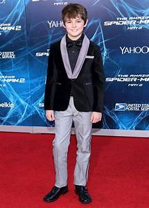 Max Charles Picture 6 - New York Premiere of The Amazing ...