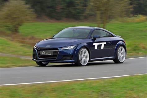 Audi Tt 2015 by Official 2015 Audi Tt By B B Gtspirit