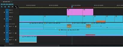 Premiere Names Pro Timeline Audio Customize Keyframes