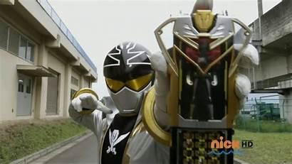 Rangers Megaforce Rpm Power Silver Gold Super