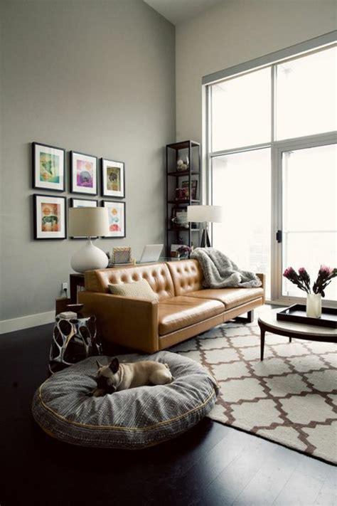 type de cuir pour canap le canapé quel type de canapé choisir pour le salon