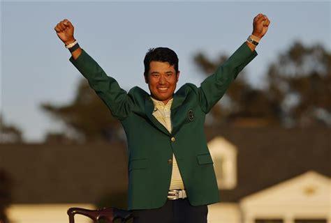Japan's Hideki Matsuyama wins Masters for maiden major ...