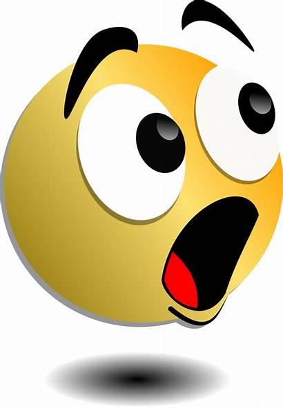 Emoji Clipart Carita Emoticon Face Surprise Feliz
