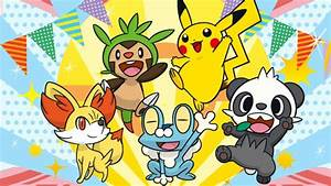 the pokemon pany redesigns its official website