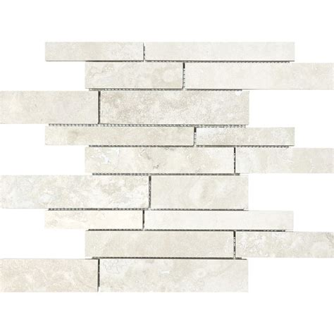 Home Depot Canada Marble Tile by Anatolia Tile Ivory Travertine Premium