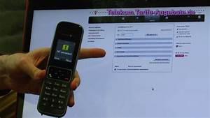 Speedport Telefon Einrichten : dect telefon anmelden am telekom speedport router youtube ~ Frokenaadalensverden.com Haus und Dekorationen