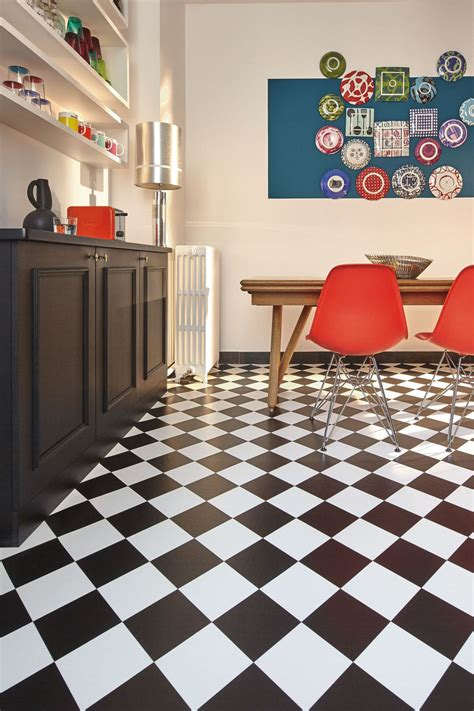 carrelage cuisine noir et blanc salle de bain carrelage noir et blanc