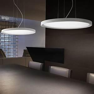 Handy Lux Lampen : ideal lux ufo led pendelleuchte 40cm 4050lm 36w h ngeleuchte lampe kaufen bei licht design ~ Watch28wear.com Haus und Dekorationen