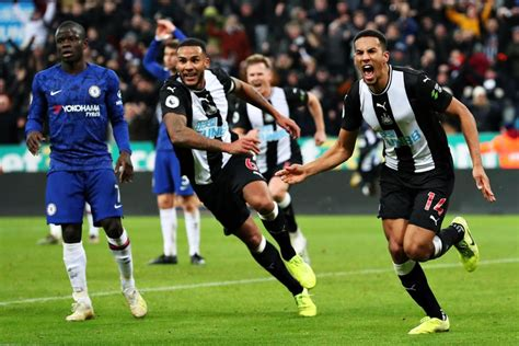 Newcastle 1-0 Chelsea result: Injury-time winner dents ...