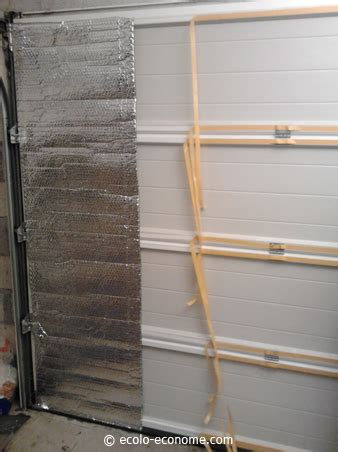 Isoler Une Porte Du Froid Comment Isoler Garage