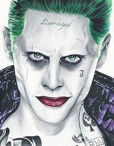 Suicid Squad Joker : jared leto suicide squad joker print on storenvy ~ Medecine-chirurgie-esthetiques.com Avis de Voitures