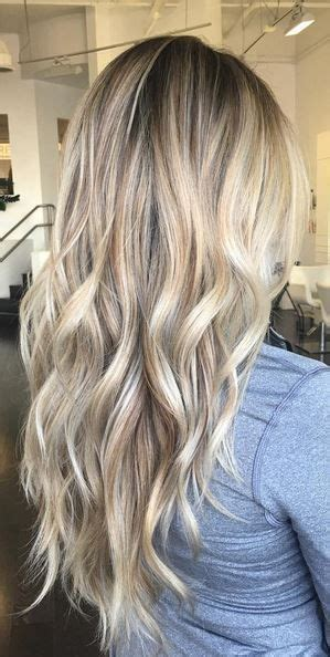 Hair Colour Or Blond by Balayage Hair Colors With Highlights Balayage
