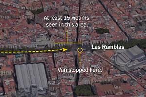 Deadly Terrorist Attacks Around The World The New York ...