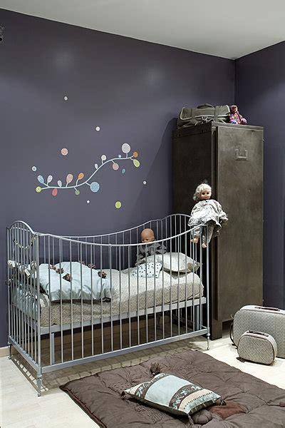 deco chambre tendance photo déco chambre bébé tendance