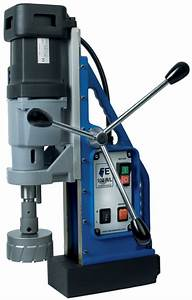 Magnetic Drilling Machine Fe 100 R  Ls For Professional Use