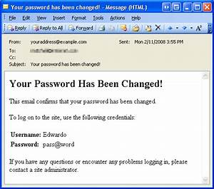 recovering and changing passwords c the aspnet site With change password email template