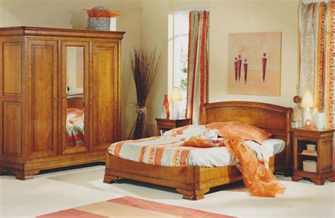 chambre louis philippe merisier massif lit louis philippe socle merisier meubles hummel
