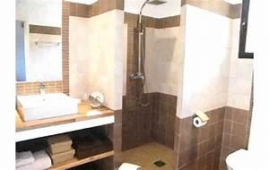 Petite Salle De Bain Avec Douche Italienne : 4m2 douche cher idee salle bain wc pour deco longueur sans avec italienne idee avec longueur ~ Carolinahurricanesstore.com Idées de Décoration