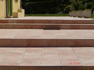 rougeron patrick carrelage terrasse With peinture carrelage exterieur