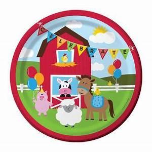 Meine Kleine Farm : pappteller meine kleine farm 8er pack g nstig kaufen bei ~ Watch28wear.com Haus und Dekorationen