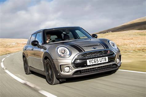 Review Mini Cooper Clubman by Mini Cooper S Clubman All4 2016 Review Auto Express