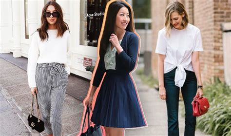 Work Outfits For Lazy Girls   Cosmo.ph