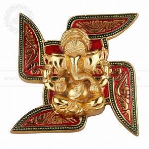 Swastik Ganesh mina