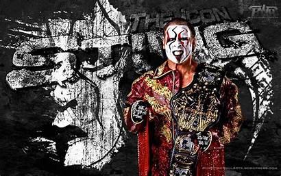 Sting Wwe Wcw Wallpapers Wrestling Wallpapercave Wallpapersafari