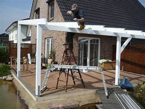Terrassenüberdachung Günstig Selber Bauen : terrassen berdachung kaufen oder selber bauen heimwerker ~ Frokenaadalensverden.com Haus und Dekorationen