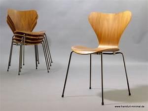 Arne Jacobsen Stühle : sold arne jacobsen fritz hansen 3107 nuss natur walnut ~ Eleganceandgraceweddings.com Haus und Dekorationen