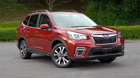 subaru forester review exclusive  drive
