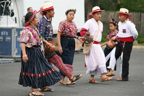 traditional folk dances  guatemala