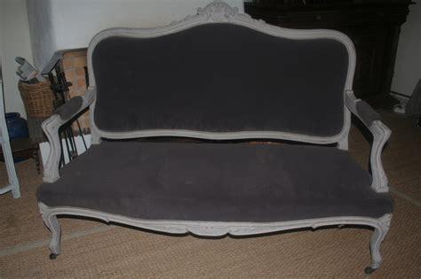 canape ebay canapé style louis xv à vendre caroline krug tapissier