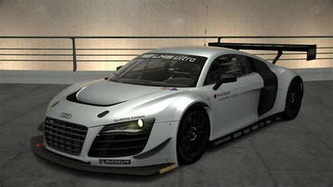 Audi R8 (lms Race Car)