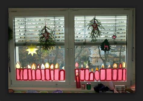Fensterdeko Weihnachten Schule by Fensterdekoration Weihnachten Weihnachten