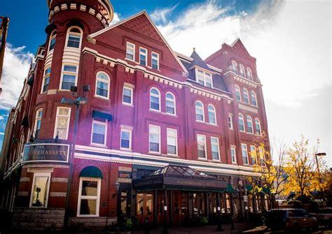 blennerhassett hotel   prices