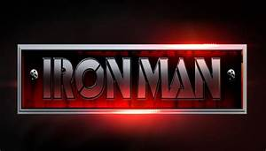 Check out the Iron Man logos that didn't make the cut
