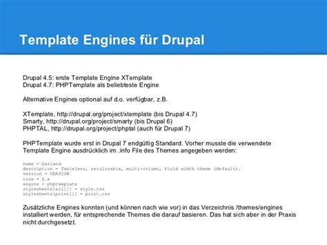 template engine drupal 8 twig template engine