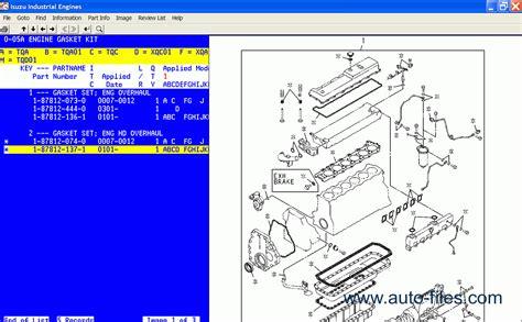 isuzu industrial motors