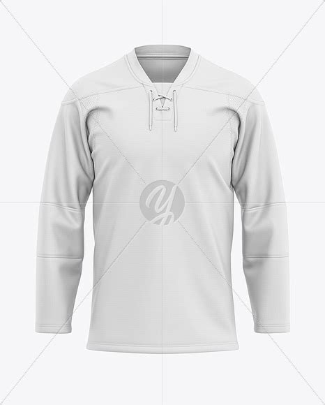 Find & download the most popular mockup psd on freepik free for commercial use high quality images made for creative projects. Men's Lace Neck Hockey Jersey Mockup - Front View in ...