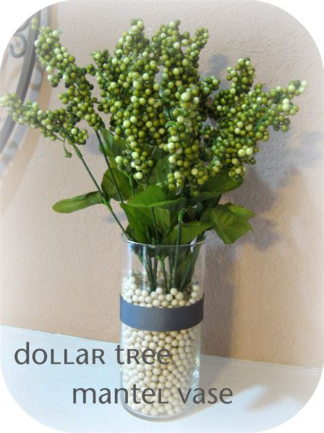 vases at dollar tree peppermint plum dollar tree mantel vases