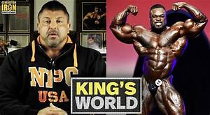 King Kamali U0026 39 S Honest Review Of The 2019 Mr  Olympia