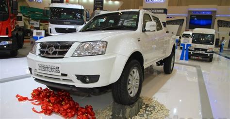 New Tata Xenon (facelift) Could Launch In Festive Season