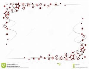 Bilder Mit Weißem Rahmen : rote sterne stock abbildung bild 41817339 ~ Indierocktalk.com Haus und Dekorationen