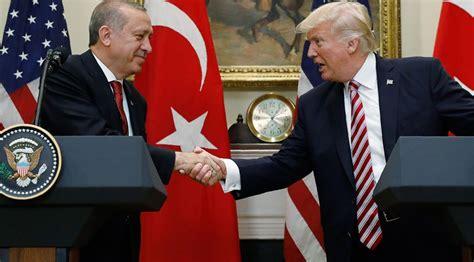 Erdoğan Ve Trump'ın Basın Toplantısına 'çeviri Hatası